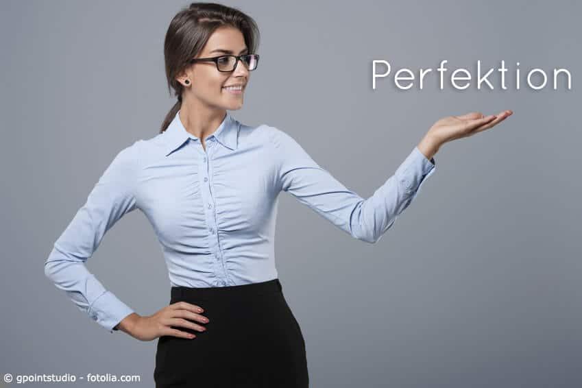 Die Kunst der Perfektion