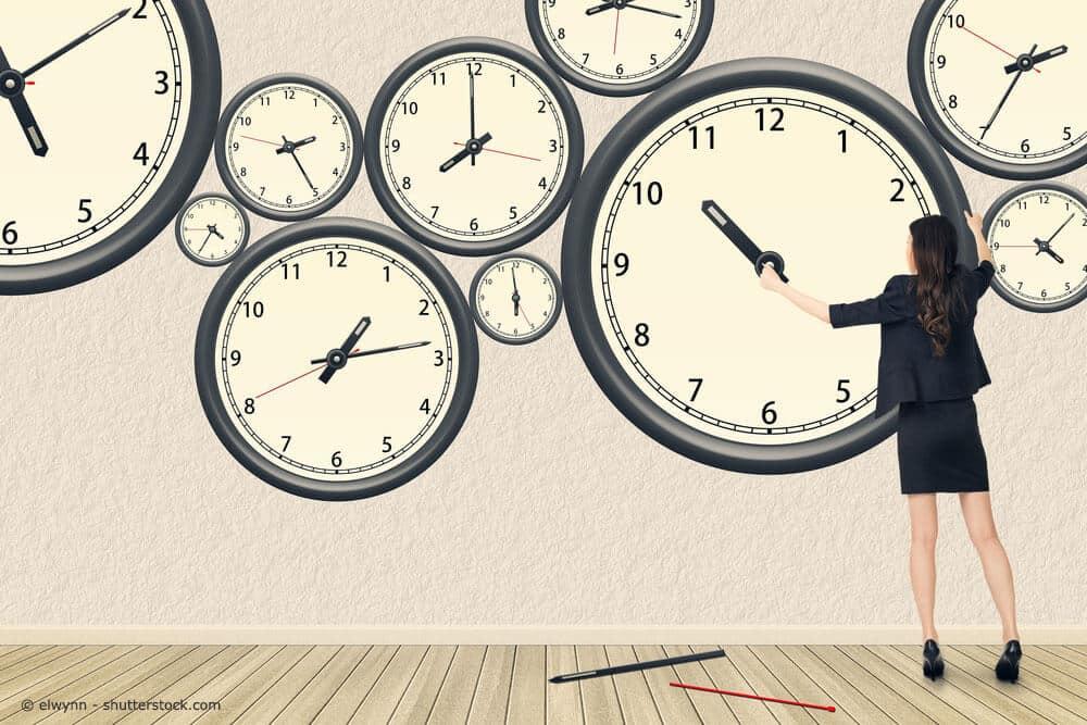 Job und Studium-Zeitmanagement
